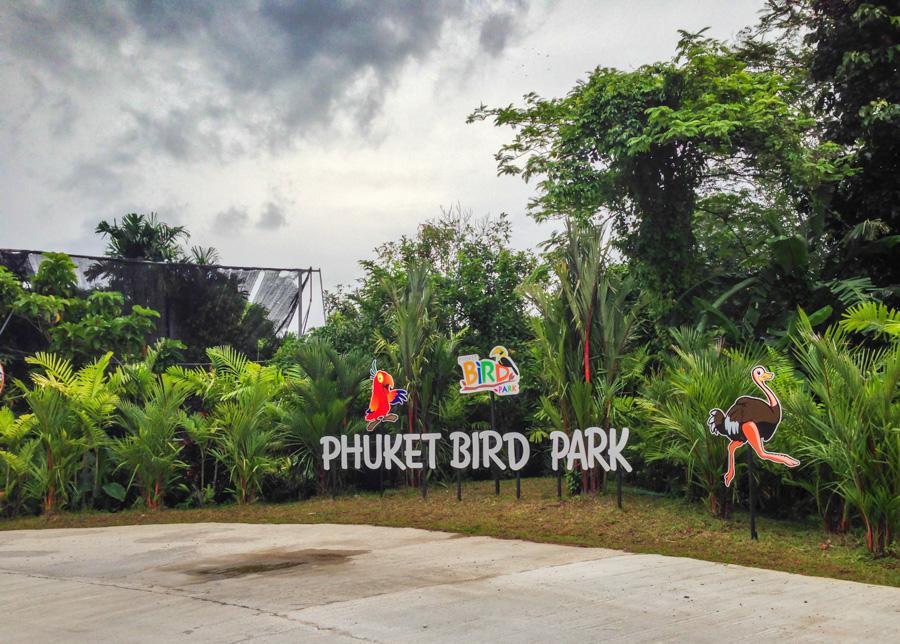 bird s park phuket