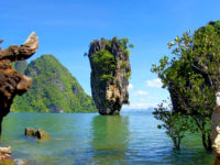 James Bond Island : By Speed Boat