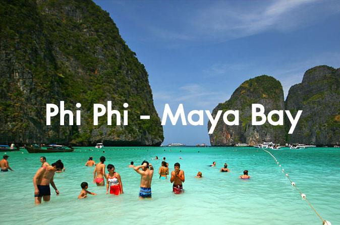 Cheap Phi Phi Island Tour