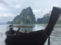 James Bond Island tour private Long Tail Boat